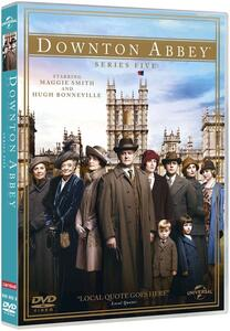 Downton Abbey. Stagione 5 (Serie TV ita) (4 DVD) - DVD