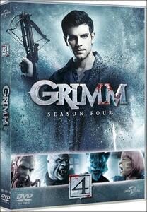 Grimm. Stagione 4 (6 DVD) - DVD