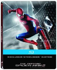 Cover Dvd The Amazing Spider-Man 2. Il potere di Electro. Con Steelbook