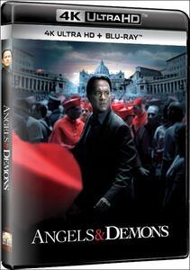 Angeli e demoni (Blu-ray + Blu-ray 4K Ultra HD) di Ron Howard