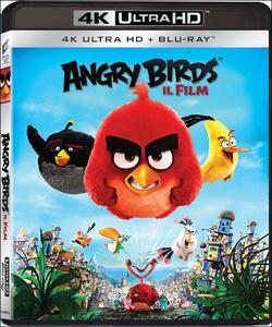 Angry Birds. Il film (Blu-ray + Blu-ray 4K Ultra HD) di Clay Kaytis,Fergal Reilly - Blu-ray + Blu-ray Ultra HD 4K