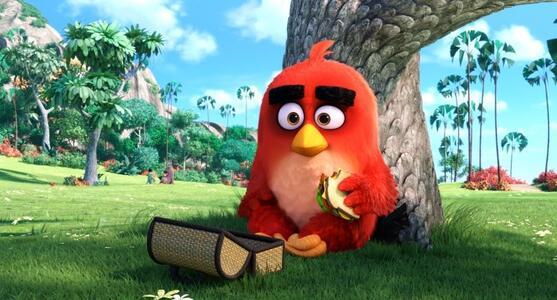 Angry Birds. Il film (Blu-ray + Blu-ray 4K Ultra HD) di Clay Kaytis,Fergal Reilly - Blu-ray + Blu-ray Ultra HD 4K - 3