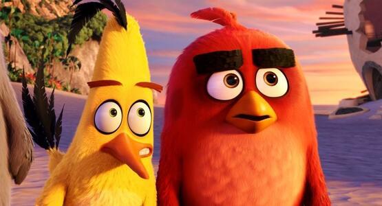 Angry Birds. Il film (Blu-ray + Blu-ray 4K Ultra HD) di Clay Kaytis,Fergal Reilly - Blu-ray + Blu-ray Ultra HD 4K - 4