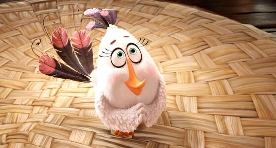 Angry Birds. Il film (Blu-ray + Blu-ray 4K Ultra HD) di Clay Kaytis,Fergal Reilly - Blu-ray + Blu-ray Ultra HD 4K - 7