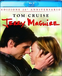 Cover Dvd Jerry Maguire (Blu-ray)