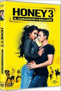 Honey 3. Dare to Dance di Billie Woodruff - DVD