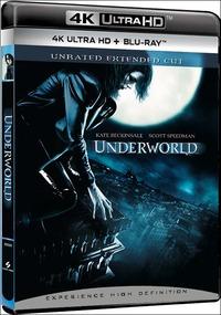 Cover Dvd Underworld (Blu-ray)