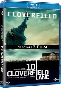 Cloverfield collection (2 Blu-ray) di Matt Reeves,Dan Trachtenberg
