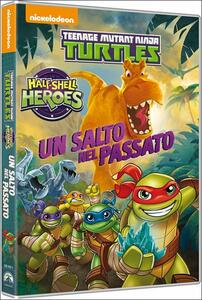 Teenage Mutant Ninja Turtles. Half-Shell Heroes - DVD