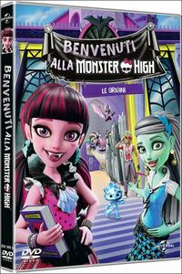 Monster High. Benvenuti alla Monster High - DVD