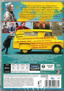 The Lady in the Van di Nicholas Hytner - DVD - 2