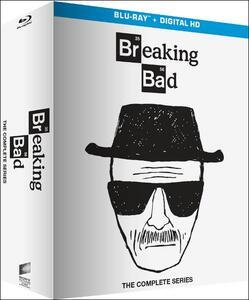 Breaking Bad. La serie completa (16 Blu-ray)<span>.</span> White Edition - Blu-ray