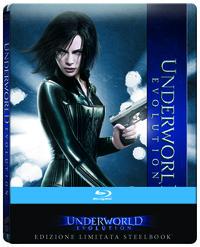 Cover Dvd Underworld. Evolution
