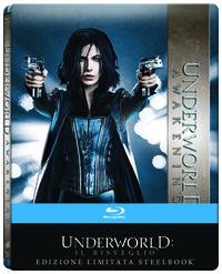 Cover Dvd Underworld. Il risveglio