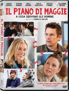 Il piano di Maggie di Rebecca Miller - DVD
