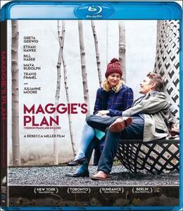 Il piano di Maggie di Rebecca Miller - Blu-ray