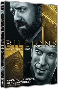 Cover Dvd Billions. Stagione 1 (DVD) (DVD)
