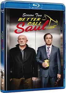 Better Call Saul. Stagione 2 (3 Blu-ray) - Blu-ray