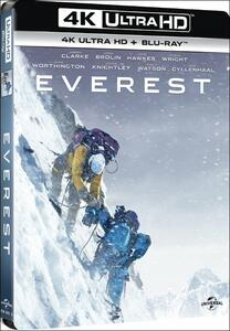 Everest (Blu-ray + Blu-ray 4K Ultra HD) di Baltasar Kormakur