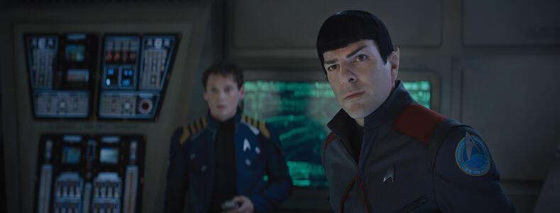 Star Trek Beyond 3D (Blu-ray + Blu-ray 3D) di Justin Lin - 3