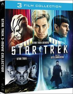 Star Trek Trilogia (3 Blu-ray) di J.J. Abrams,Justin Lin