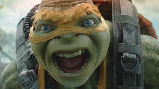 Tartarughe Ninja. Fuori dall'ombra 3D (Blu-ray + Blu-ray 3D) di Dave Green - 2