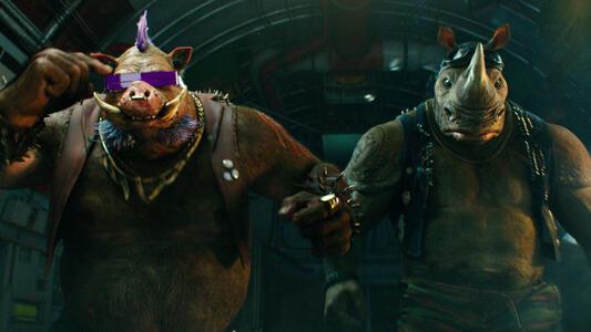 Tartarughe Ninja. Fuori dall'ombra 3D (Blu-ray + Blu-ray 3D) di Dave Green - 4