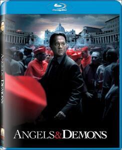 Angeli e demoni di Ron Howard - Blu-ray