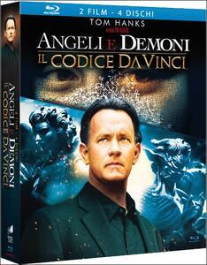 Angeli e demoni. Il codice da Vinci (3 Blu-ray) di Ron Howard