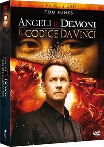 Angeli e demoni. Il codice da Vinci (2 DVD) di Ron Howard
