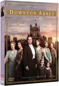 Downton Abbey. Stagione 6 (4 DVD) - DVD