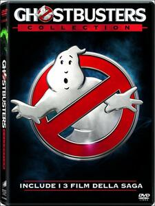 Ghostbusters Collection (3 DVD) di Paul Feig,Ivan Reitman