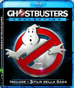 Ghostbusters Collection (3 Blu-ray) di Paul Feig,Ivan Reitman