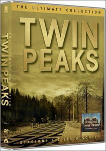 Twin Peaks. I segreti di Twin Peaks (10 DVD) di David Lynch - DVD
