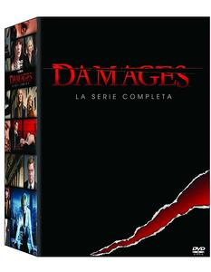 Damages. Stagione 1 - 5 (15 DVD) - DVD - 2