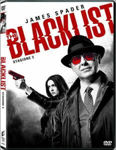 The Blacklist. Stagione 3 (6 DVD) - DVD