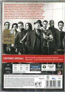 The Blacklist. Stagione 3 (6 DVD) - DVD - 2
