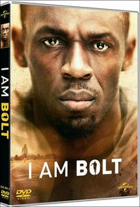 I Am Bolt di Benjamin Turner,Gabe Turner - DVD