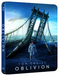 Cover Dvd Oblivion. Con Steelbook