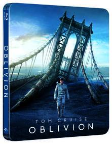 Oblivion. Con Steelbook di Joseph Kosinski - Blu-ray