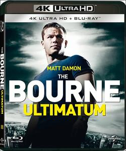 The Bourne Ultimatum (Blu-ray + Blu-ray 4K Ultra HD) di Paul Greengrass