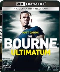 Cover Dvd The Bourne Ultimatum