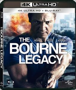 The Bourne Legacy (Blu-ray + Blu-ray 4K Ultra HD) di Tony Gilroy
