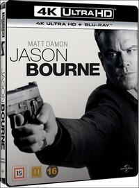 Cover Dvd Jason Bourne