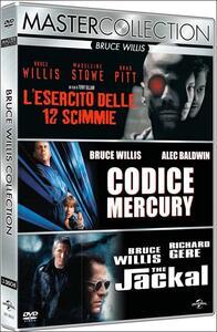 Bruce Willis. Master Collection (3 DVD) di Harold Becker,Michael Caton-Jones,Terry Gilliam