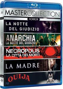 Horror. Master Collection (5 Blu-ray) di James DeMonaco,John Erick Dowdle,Andres Muschietti,Stiles White