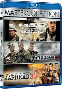 Jarhead. Master Collection (3 Blu-ray) di William Kaufman,Sam Mendes,Don Michael Paul