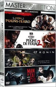 Arti Marziali. Master Collection (4 DVD) di RZA,Keanu Reeves,Roel Reiné,Carl Rinsch