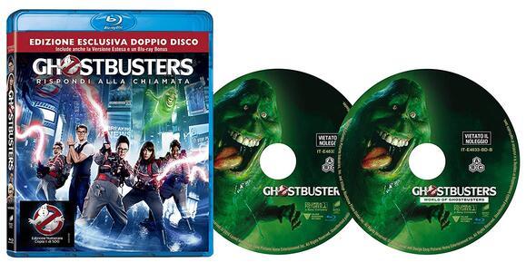 Ghostbusters. Edizione 25° Anniversario (2 Blu-ray) di Paul Feig - Blu-ray