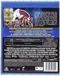 Ghostbusters. Edizione 25° Anniversario (2 Blu-ray) di Paul Feig - Blu-ray - 2